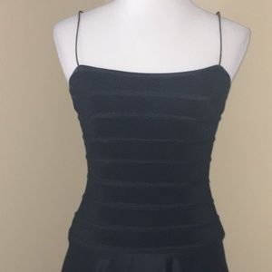 JS Collections Dress Size 6 Black Formal Gown